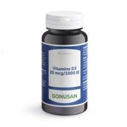 Vitamine D3 1000IE Bonusan