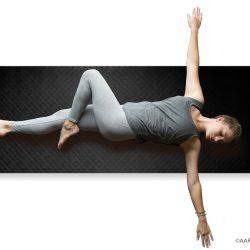 Yogamat aardingsmat